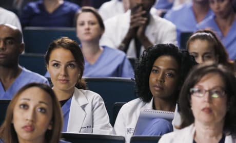 Paying Attention - Grey's Anatomy Season 11 Episode 13