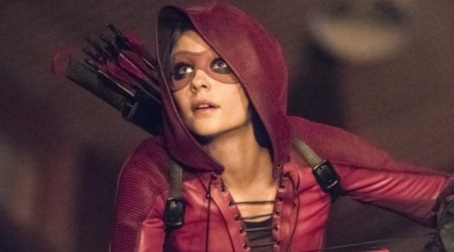 The Return Of Thea Queen As Speedy