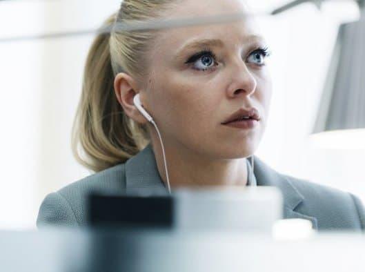 Angela at Work - Mr. Robot Season 2 Episode 6