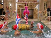 Rose and the Synchronized Swimmers