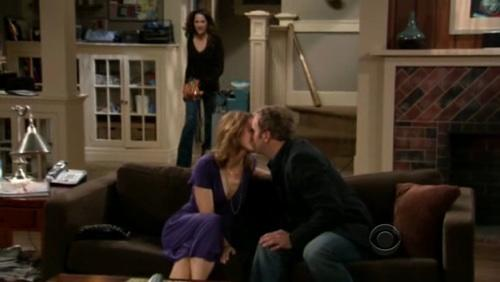 Gary and Ms. Plummer Make Out