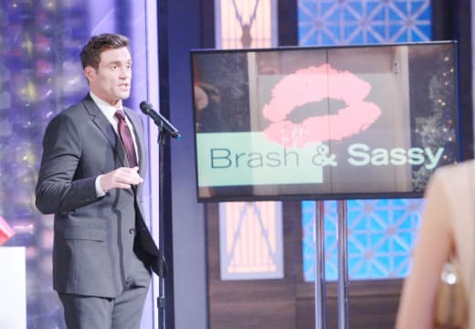 Brash and Sassy Reveal - The Young and the Restless