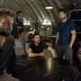 The Team Waits - The Brave Season 1 Episode 11