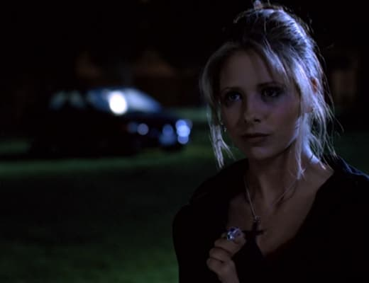 Vampire Patrol - Buffy the Vampire Slayer Season 1 Episode 12
