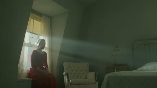 The Handmaid - The Handmaid's Tale