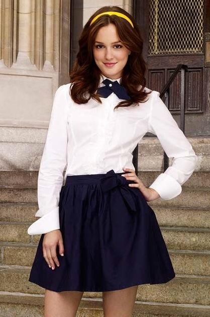 Very. Sexy. Schoolgirl.