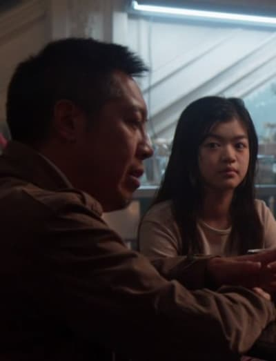 Vivian and Her Dad - Good Trouble Season 1 Episode 13