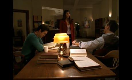 Library Panic - Buffy the Vampire Slayer Season 3 Episode 22