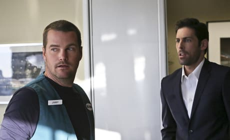 Hostage Situation - NCIS: Los Angeles