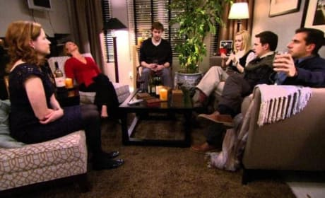 Dinner Party - The Office