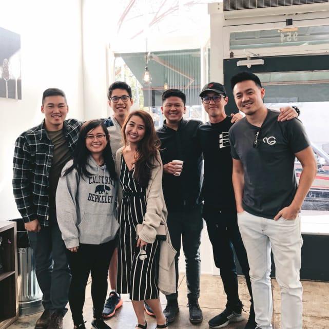 The Wong Fu Team