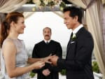 Private Practice Wedding Photo
