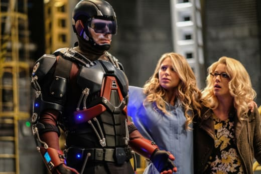 What Happened To The Atom - DC's Legends of Tomorrow Season 3 Episode 8