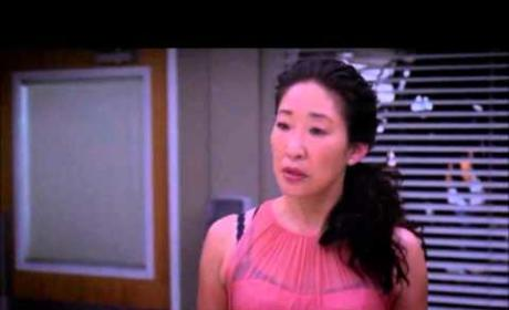 Cristina and Meredith Make Up