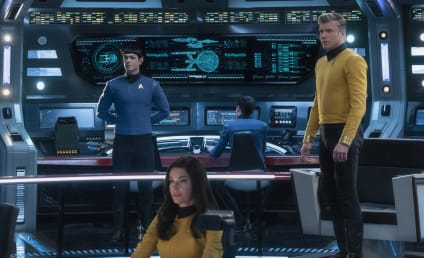 Sneak Peeks and Side Trips: Star Trek Short Treks Season 2