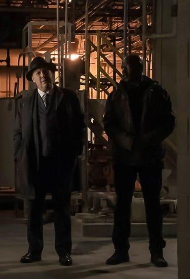 In the Crosshairs - The Blacklist Season 8 Episode 4