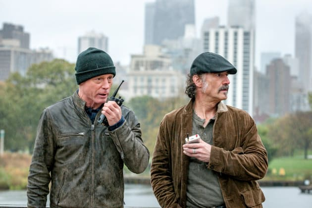 Voight and Olinsky  - Chicago PD Season 5 Episode 9
