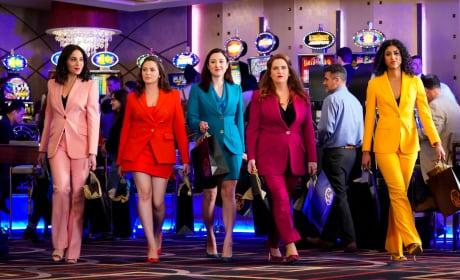 Vegas Adventures - Crazy Ex-Girlfriend Season 4 Episode 15