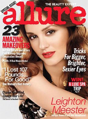 Leighton Meester: Allure