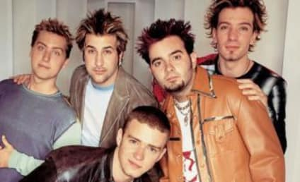Do You Wanna See NSYNC Honored on Glee?