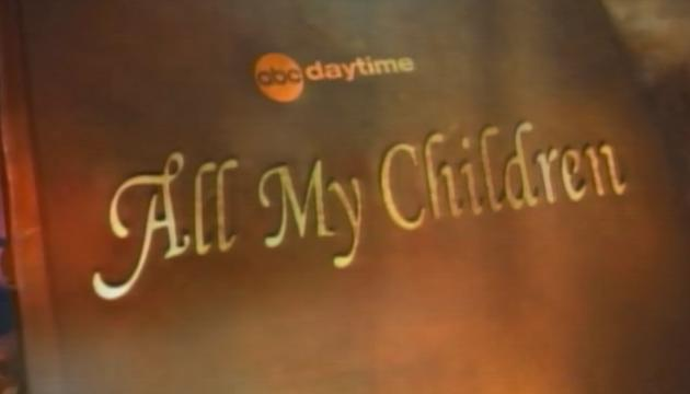 All My Children Logo