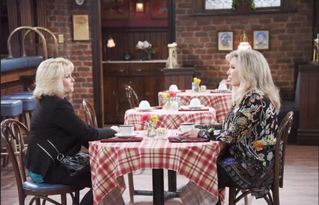 Bonnie and Anjelica - Days of Our Lives