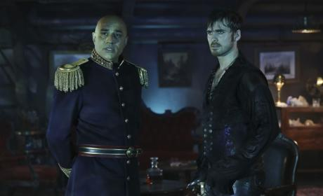 Captain Nemo Does Some Explaining - Once Upon a Time Season 6 Episode 6