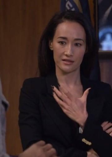 Hannah on the Case - Designated Survivor Season 3 Episode 3