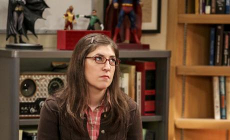 That's a Mean Look... - The Big Bang Theory Season 10 Episode 18