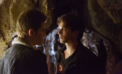 The Vampire Diaries Flashback Synopsis: Underground with Damon...