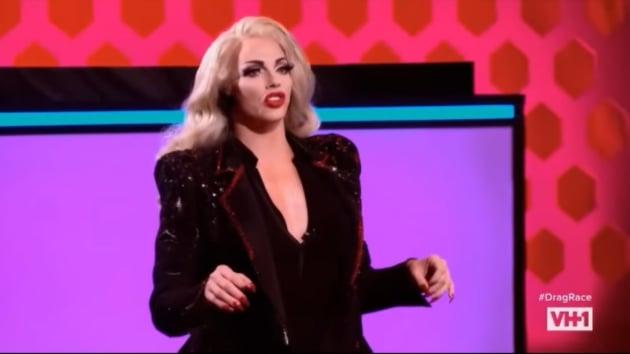 Alyssa Edwards Returns - RuPaul's Drag Race Season 10 Episode 2