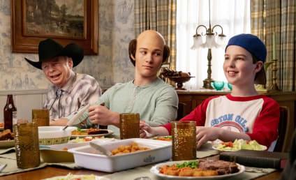 Watch Young Sheldon Online: Season 4 Episode 18