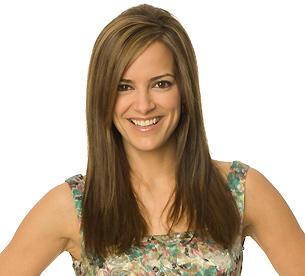 Photo of Rebecca Budig
