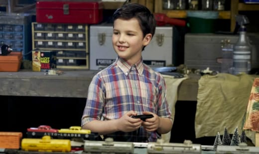 Finding a Solution - Young Sheldon