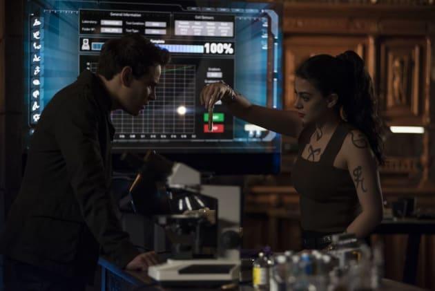 Solutions - Shadowhunters Season 3 Episode 19