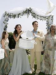 Mark Burnett Marries