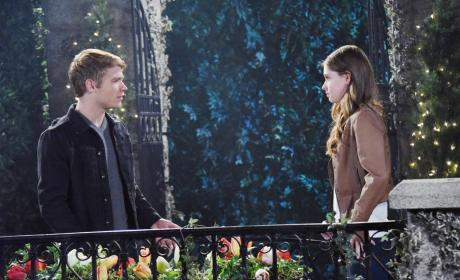 Jade Tries to Manipulate Tripp - Days of Our Lives