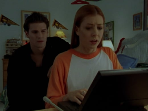 Boyfriend Check - Buffy the Vampire Slayer Season 2 Episode 7