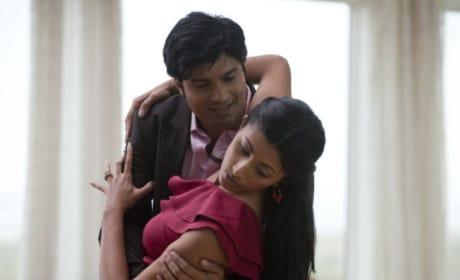 Raj and Divya