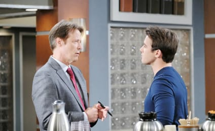Days of Our Lives Review: Pushed Over The Edge
