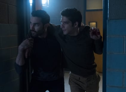 Watch Teen Wolf Season 6 Episode 20 Online