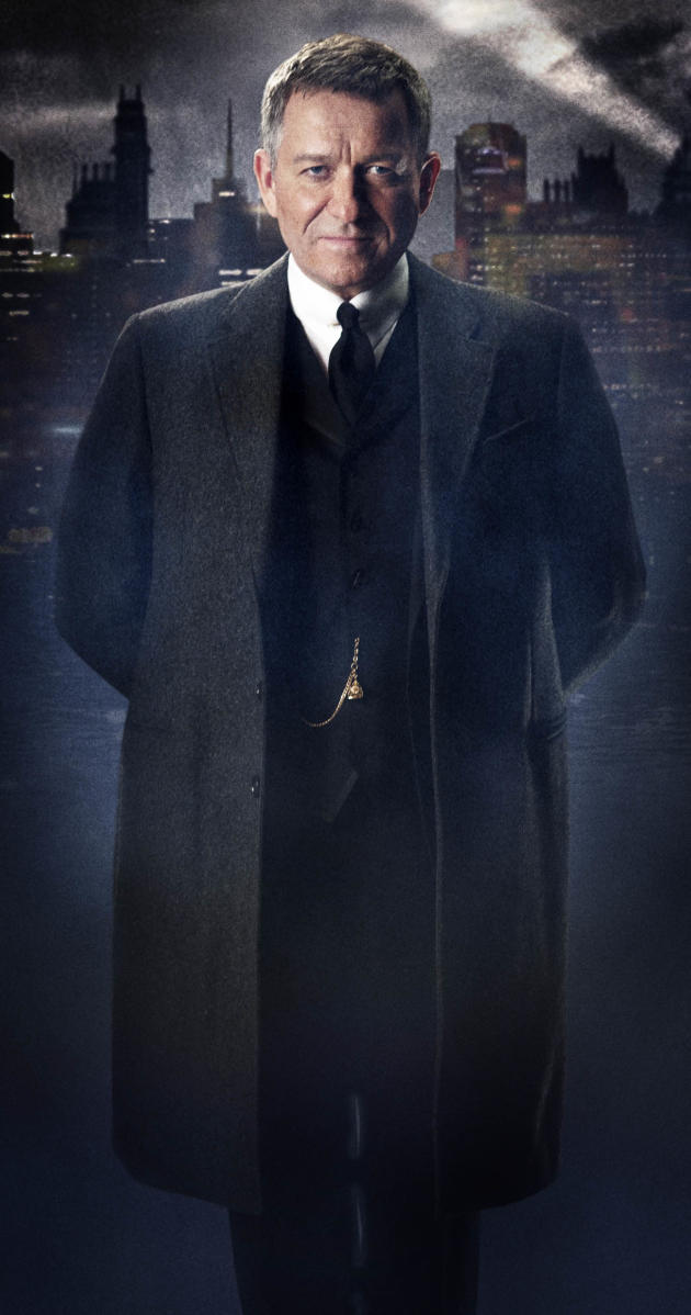 Sean Pertwee as Alfred