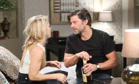 Eric and Jennifer Get Drunk - Days of Our Lives