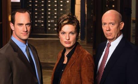 Law & Order: SVU Season 1 Cast - Tall