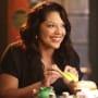 Happy Callie - Grey's Anatomy Season 11 Episode 5