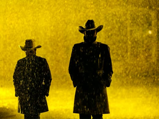 The Cowboy Is Back - Preacher