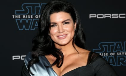 Gina Carano Learned of The Mandalorian Firing on Social Media