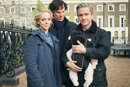 Not Thatchers - Sherlock