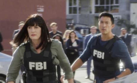 In Charge - Criminal Minds Season 14 Episode 7