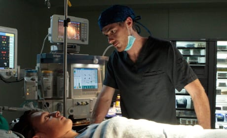 Jordi's Unexpected Turn - Red Band Society